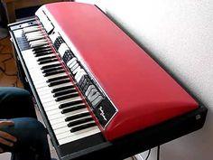 organ69 : [og016]Fender Contempo Organ
