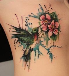 <3 this so beautiful; miss you Grandpa you are our hummingbird