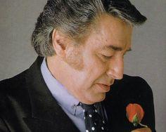 """""""sandro"""" (1945-2010) El popular cantautor argentino Sandro murió este 4 de…"""