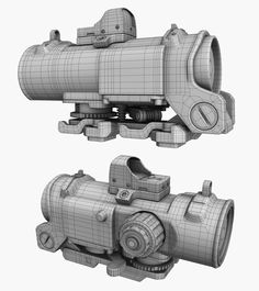 I pinned this because the edge flow is clean and well though in advance. Maya Modeling, Modeling Tips, 3d Model Character, Character Modeling, 3d Design, Game Design, Polygon Modeling, Hard Surface Modeling, Airplane Decor