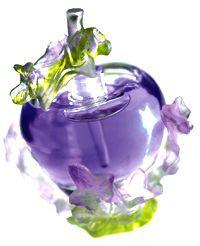 Transcendant Sin Lolita Lempicka  2007 Limited edition Baccarat crystal bottle
