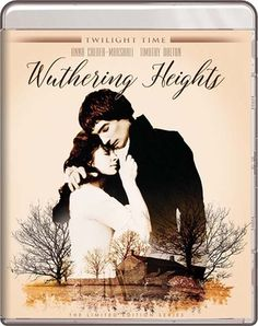 Wuthering Heights (1970) - Blu-Ray (Twilight Time Ltd. Region Free) Release Date: December 6, 2017 (Screen Archives Entertainment U.S.)