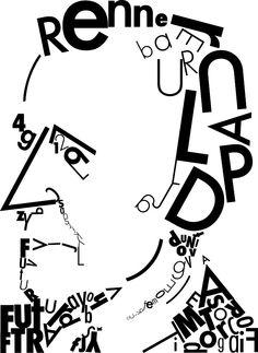 Futura Font - Illustrazione
