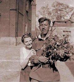 Юрий Никулин вернулся с войны. Светлая ему память.