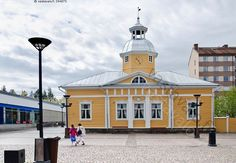 Kajaanin raatihuone Finland, Houses, Interiors, Mansions, House Styles, Places, Nature, People, Home Decor