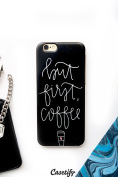 Click through to see more Coffee iPhone 6 phone case designs. Coffee is drug! >>> https://www.casetify.com/collections/iphone-6s-coffee-cases#/?device=iphone-6s | @casetify