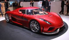 Geneva 2016: Koenigsegg Regera Production Spec - GTspirit
