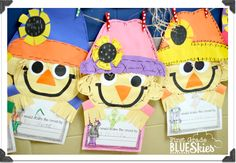 The Little Scarecrow Boy *Book Companion* {Fall Craft} - First Grade Blue Skies