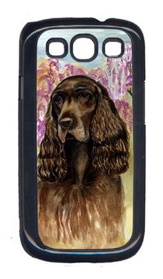 Field Spaniel Cell Phone Cover GALAXY S111