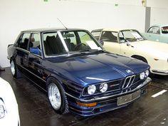 BMW E12 Alpina B7S Turbo