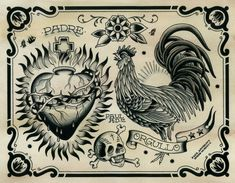 Rooster Heart