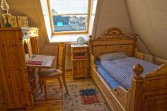 Historisch eingerichtete Schlafstube