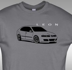 Seat Leon Mk1 t shirt Cupra Tuning  New Graphic Design  S - 5XL