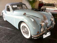 1956 Jaguar XK 140 Drophead Coupe  Wow, now that's a Jaguar!