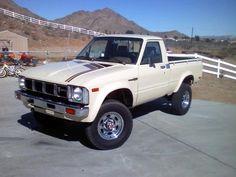 1981 Toyota 4x4
