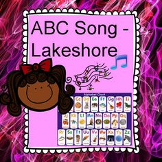 """Here's the Lakeshore ABC chart in a song! It's a melodic MP3 with instrumental production: """"A-Apple-/a/…B-Butterfly-/b/…"""" Ideal for a song and dance break, or at a listening center to help kids learn alphabet letters and sounds—all with clear and proper pronunciation."""