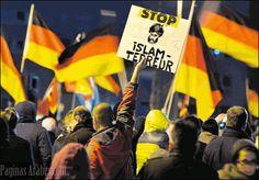La islamofobia se expande por Europa como respuesta a un Islam radical que el imaginario reciente identifica con el atentado en el semanario Charlie Hebdo.
