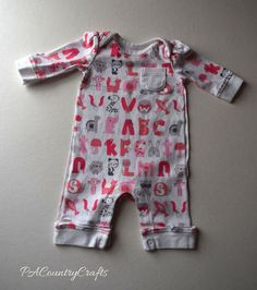 baby clothes for memory bear