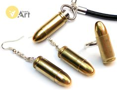 Parabellum Set with real Luger 9 mm pistol ammo by SoutageAnka