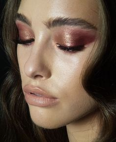 holiday night out makeup