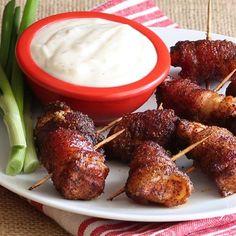 Sweet Spicy Chicken Bites