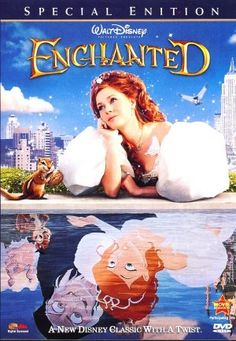 Enchanted (2007) - Amy Adams, Patrick Dempsey, James Marsden, Timothy Spall, Idina Menzel, Susan Sarandon
