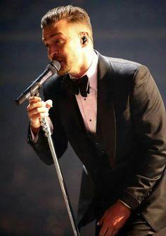 Justin Timberlake European tour Sheffield