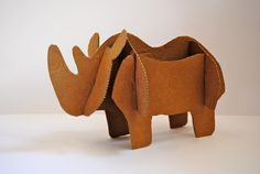 Animales de cartón | LA CARTONERIA