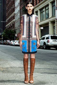 DEAR HUNTER: GIVENCHY RESORT 2013 COLLECTION