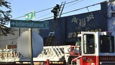 OAKLAND, California, EE.UU. (AP) — Las autoridades del área de la Bahía de San Francisco dijeron el sábado que están preparadas para enfrentar hasta 40 muertes luego de un incendio durante una fiesta en un almacén de Oakland, en California.