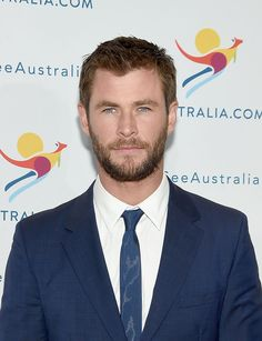 Chris Hemsworth attends the 'There's Nothing Like Australia' Campaign Launch