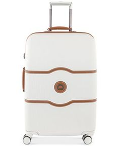 Delsey Chatelet Plus Hardside 24 inch Spinner Trolley Champagne - Very high grade.This DELSEY Paris that is ranked 5 Luggage Backpack, Carry On Luggage, Luggage Sets, Trolley Case, Hardside Spinner Luggage, Checked Luggage, Spinner Suitcase, Weekend Sale, Travel Essentials
