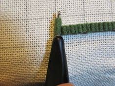 Fish Eye Rugs: neat trick