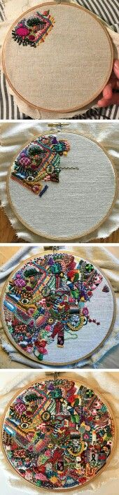 #colorful #handembroidery