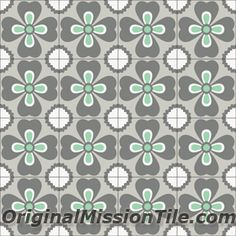 bathroom tile-  would this be fun for back bathroom???