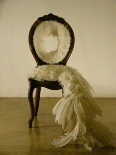 Apartment Chic, Fur Chairs, Furniture, Design, Home Decor, Rio De Janeiro, Sheds, Chair, Artists
