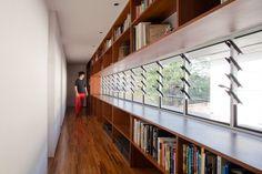 Exceptional open concept home in Brazil by architect Marcio Kogan Contemporary Interior Design, Interior Design Living Room, Home Office, Studio Mk27, Open Concept Home, Concrete Houses, Unique Architecture, House Architecture, House Design