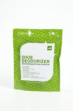Shoe Deodorizer (Pair, 50 g x 2) - Keep your shoes fresh and odor-free.
