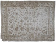 "#17234 Origin:Afghanistan Design:Floral Size:8' 4"" x 10' 10"" Sqft:90.28′ Color:Brown"