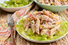 Slimming Eats - Slimming World Tuna Pasta Salad - gluten free, Slimming World and Weight Watchers friendly slimming world diet plan Slimming World Tuna Pasta, Slimming World Lunch Ideas, Slimming World Diet, Slimming Eats, Slimming World Recipes, Tuna Pasta Bake, Tuna Salad Pasta, Pasta Salad Recipes, Sliming World