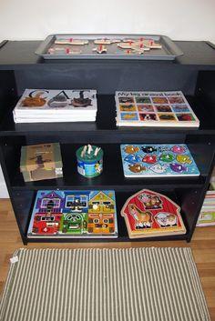Peaceful Parenting: Our Montessori Home
