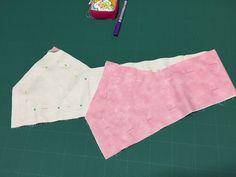 この間、アトリエあっぷるぱいの「ゆるブラ」を作ってみたので、今度は型紙から起こす「姫ブラ」に挑戦だよ〜〜〜ん!(りんごちゃん口調で)