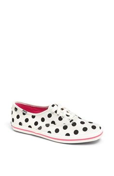 Keds® for kate spade new york 'kick' sneaker available #Nordstrom Ordering these in 'CREAM' - hurry up  get back in stock!! :)