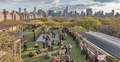 NYC's 10 Best Rooftop Bars. Cocktails are more delicious with a view.