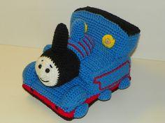 Ravelry: Tommy Train pattern by Southern Gal's Crochet