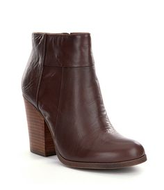 Simple & classic bootie Kenneth Cole Reaction Might Be Booties  Dillards $95