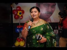 South Indian Actress Kutti Padmini speaks about Sathuranga Vettai @ The Audio Launch event.