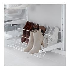 ALGOT Riel susp/barra/zapatero - IKEA