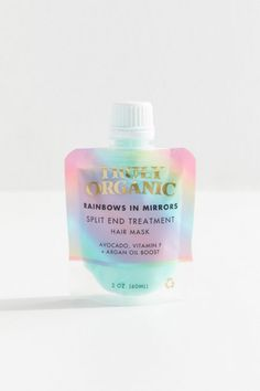 Shop Truly Organic Rainbow In Mirrors Hair Mask at Urban Outfitters today. We carry all the latest styles, colors and brands for you to choose from right here. Honey Blonde Hair Color, Glow Up Tips, Hot Hair Colors, Hair Color Techniques, Purple Shampoo, Hair Rinse, Hair Vitamins, Smooth Hair, Rainbow Hair