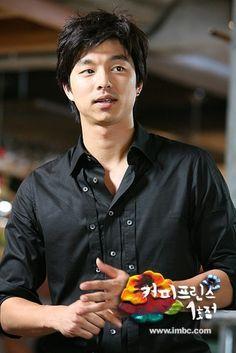 Gong Yoo in Coffee Prince